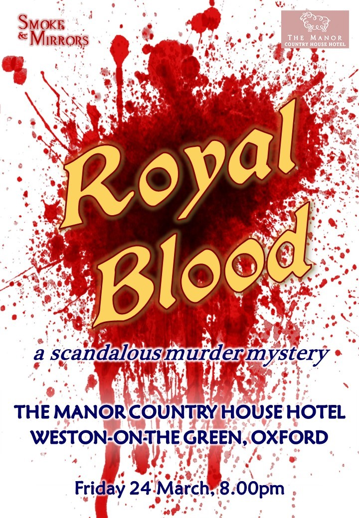 Murder Mystery @ The Manor